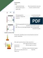2.1 Electric Field Worksheet