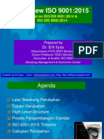 Overview ISO 9001-2015