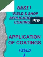Coatings Application