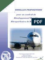 13 propositions pour un développement durable aéroportuaire