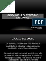 calidaddelsueloytiposdecimentacion-140131105431-phpapp02