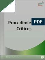 Manual Procedimientos Criticos