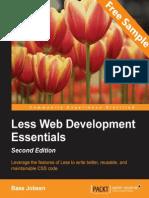 Less Web Development Essentials - Second Edition - Sample Chapter