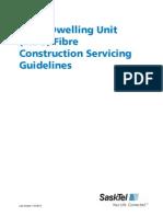 Sasktel Fttp New Mdu Guidelines