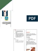 Leaflet Imunisasi TT