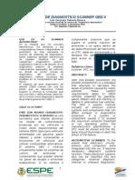 Artículo Sistema de Diagnostico  OBD II