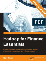 Hadoop for Finance Essentials - Sample Chapter