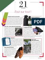 Article MONSIEUR Bon Cadeau 12 08