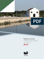 Relatório e Contas 2014 - Câmara Municipal do Seixal