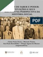 I Encontro de História Ministério Público Do RS