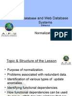 Topic5 NormalizationPART1 Aug14