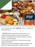 Radurizarea Produselor Alimentare
