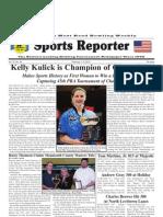 February 3, 2010 Sports Reporter