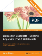 WebSocket Essentials – Building Apps with HTML5 WebSockets - Sample Chapter