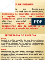 Secretaria de Energia