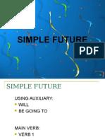 Slide 6 - Simple Future