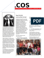 FILCOS newsletter no  4 September 2007