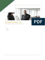 Sap Hana数据库 - SQL 参考手册