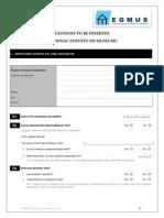PhR Standard Questionnaire 2013 En