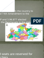 73rd Constitutional Amendment MP