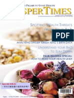 0810_Four Pillars to Good Health