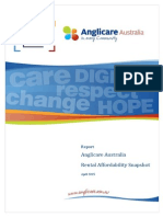 Australia rental affordability snapshot