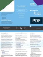 Psicoterapia e Consulenza Psicologica