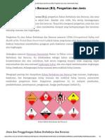 Bahan Berbahaya dan Beracun (B3), Pengertian dan Jenis _ Alamendah's Blog.pdf