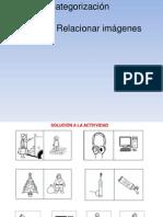 Categorización Asociar y Relacionar Imagenes
