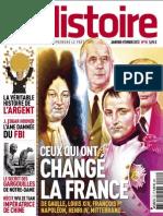 Ca m'intéresse Histoire N°10 Janvier - Février 2012