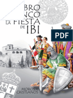 Libro Blanco Fiesta Ibi por Jose María Ramirez Mellado