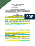 2500_Apuracao Crimes Eleitorais - (Resolucao TSE)