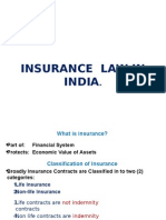 Insurance Law in India