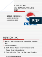 36914451 Pepsicola in Pakistan Case