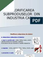 Valorificare Subproduse Animaliere 1