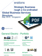 GE Global Business Services