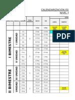 Calendarizacion 2015 Mala