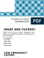 Filters in Radio Frequency