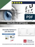 mutuelle optique