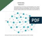 Network Model_problem Set