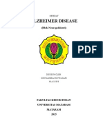REFERAT Alzheimer