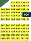 CILT Labels Codes