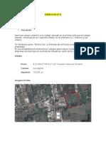 Ejercicio 2 y 3 - Taller de Gestion Inmobiliaria
