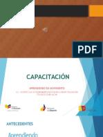 Capacitacion Aprendiendo en Movimiento Luis Mendoza