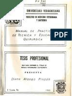 Alonso_Pinzon Tecnicas Quirurgicas