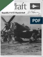 007 - Profile Publications - Aircraft Profile - Republic P-47D Thunderbolt
