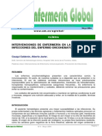 Prevención de Infecciones en Pacientes Oncológicos Con Porth Acath Artículo