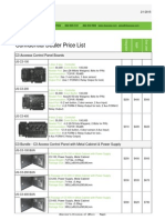 ZKAccess Price List_DL With Kits - Feb 2015