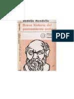 Mondolfo Breve Historia