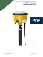manual de antena smarth SPS985 trimble